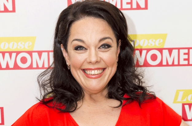 Lisa Riley Loose Women weight loss surgery