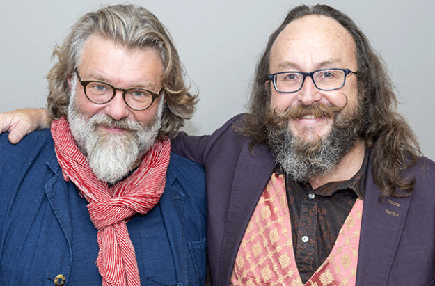 Hairy Bikers diet