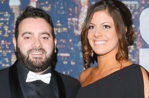 Chris Kirkpatrick and wife Karly