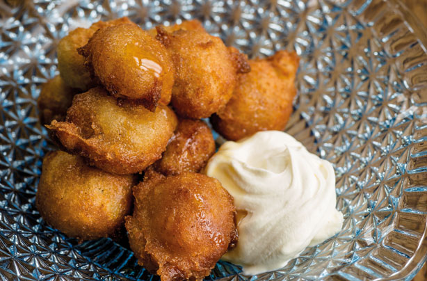 Matt Tebbutt's apple fritters recipe - goodtoknow