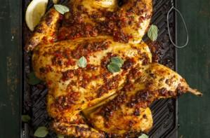 spatchcock peri peri chicken