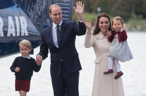 The Cambridge Family, Prince William, Kate, Duchess of Cambridge, Prince George, Princess Charlotte