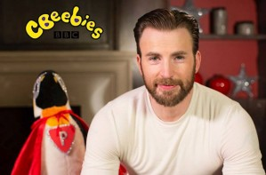 Chris Evans CBeebies