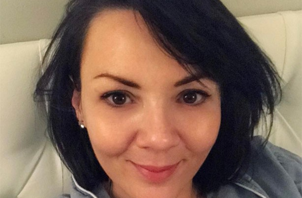 Martine McCutcheon bob hairstyle