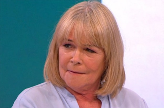 Linda Robson miscarriage Loose Women