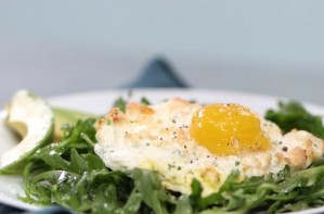 Cloud egg recipe