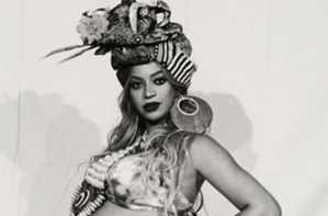 Beyonce 'push party' pregnancy bump