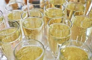 champage, prosecco