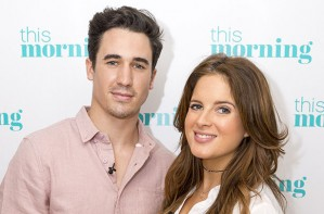 Binky Felstead and JP