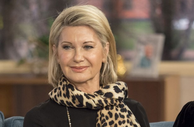 Olivia Newton-John cancels tour after breast cancer diagnosis