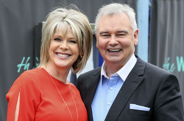 eamonn holmes reveals wife ruth langsford can be jealous. Black Bedroom Furniture Sets. Home Design Ideas