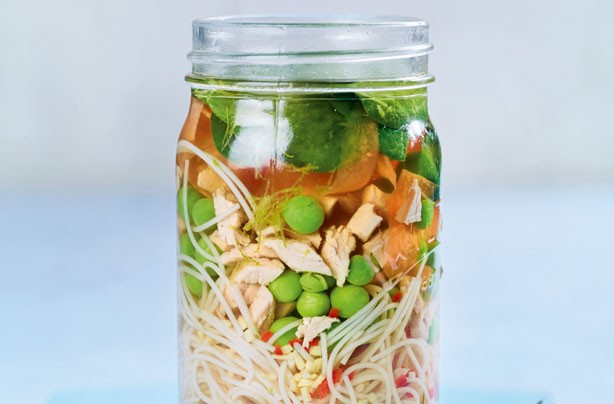 Eat Well for Less Homemade Pot Noodle