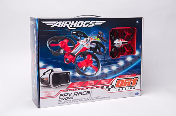 Top toys for Christmas 2017: Airhogs DR1 Official Race Drone