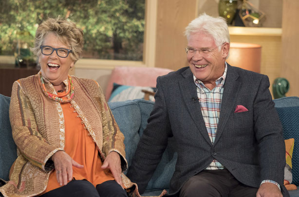 prue senior personals Prue leith is joining the new series  prue also had an exciting love affair she had when she was 21 she began dating a man 20 years her senior and the.