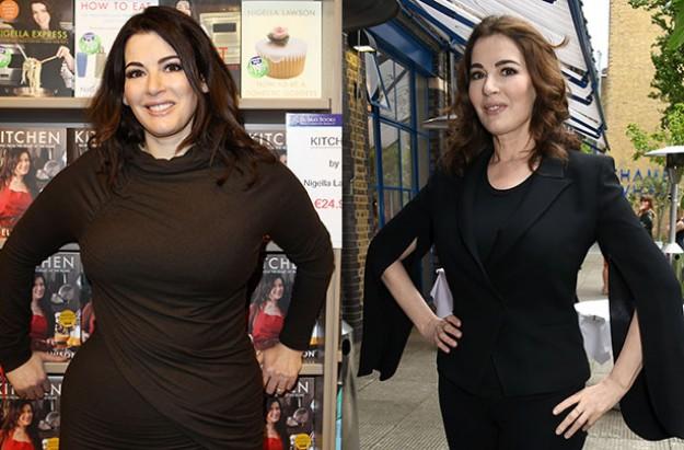 Nigella Lawson weight loss secrets