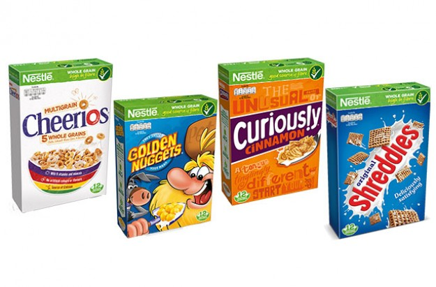 Nestlé Cereals To Reduce Sugar Content By Further 10%