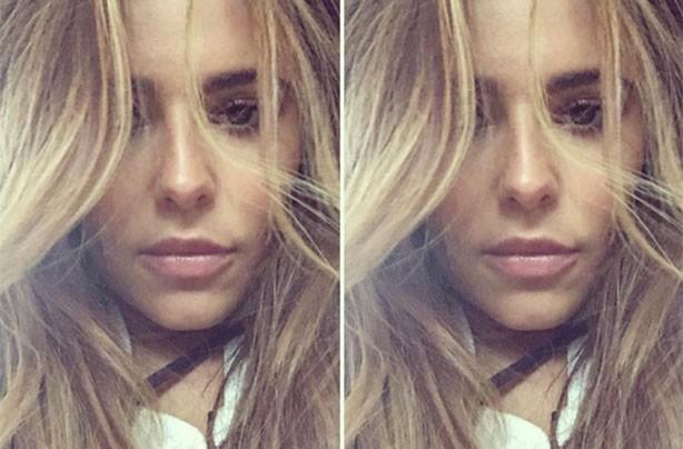 Cheryl blonde hair