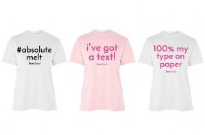 Love Island t-shirts
