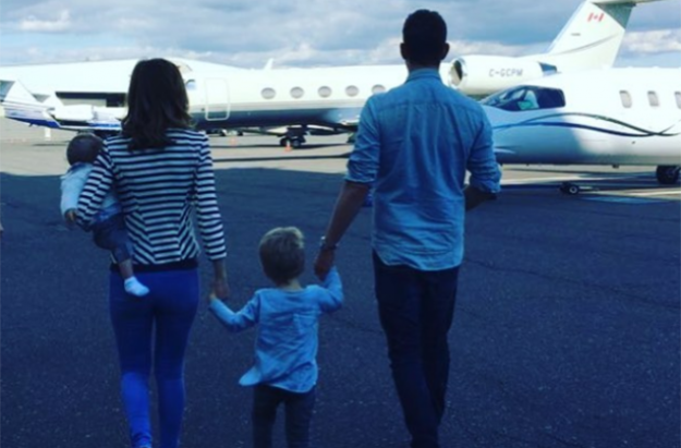 Michael Bublé's wife couldn't reach him when son Noah fell ill