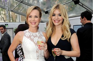 Amanda and Holly