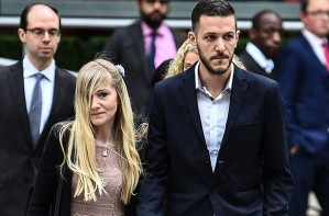 Charlie Gard's parents Connie and Chris