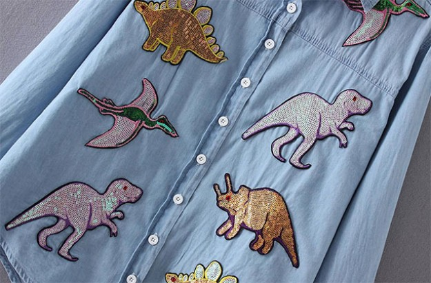 Dino Shirt 3