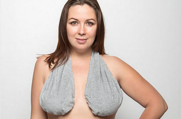 New Ta Ta Towels Promise To Banish Under Boob Sweat For