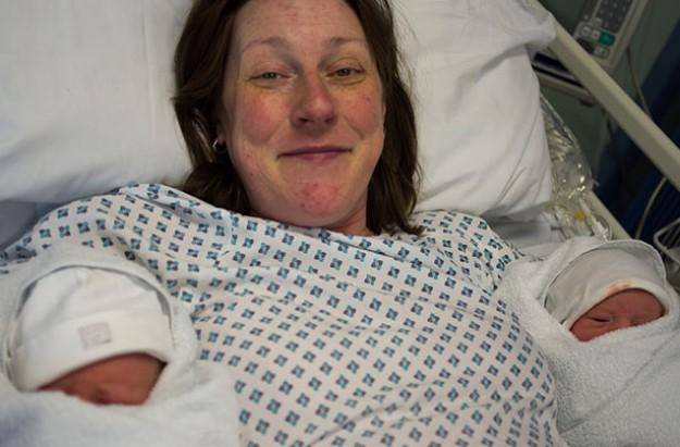 Helen Fear IVF story