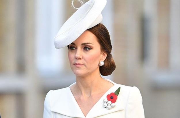 Duchess Kate's special necklace pays tribute to Princess Diana