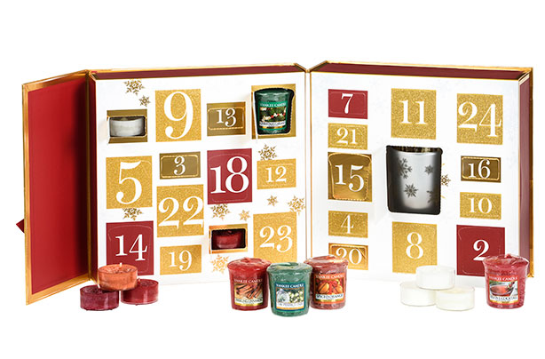 Alternative advent calendars 2017 the best non chocolate Advent calendar non chocolate
