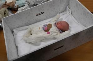 Scottish baby boxes