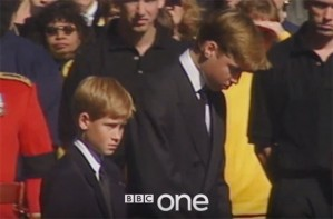 Diana 7 Days Prince William and Harry