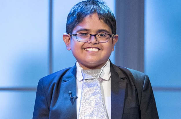 Rahul Doshi crowned as 'Child Genius' in UK
