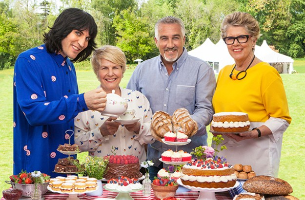 Great British Bake Off: Twitter reacts to GBBO 2017