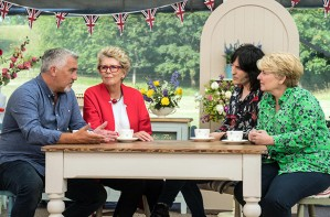 The Great British Bake Off 2017 judges