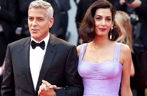 My kids have strong personalities: Clooney