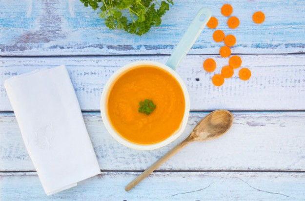 Carrot And Coriander Soup Recipe Goodtoknow