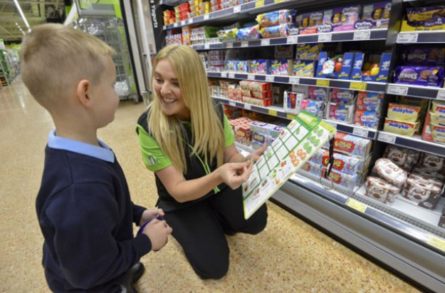 Asda autism game Happy Helpers