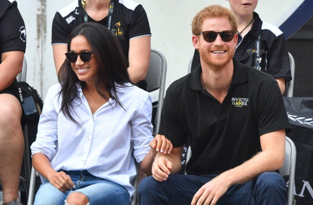 Prince Harry and Meghan Markle Toronto