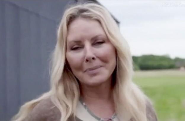 Carol Vorderman puffy face