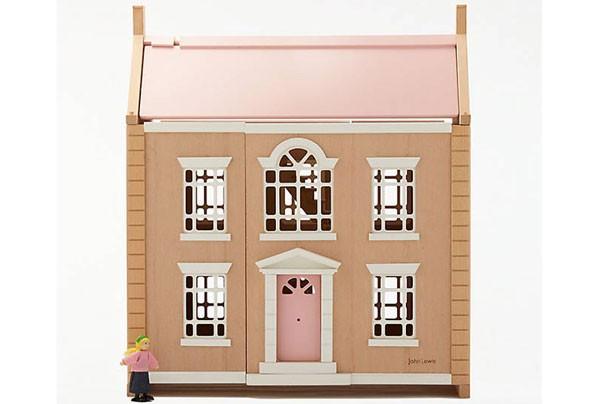 Top toys for Christmas 2017: John Lewis Leckford House Doll's House