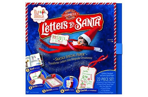 Top toys for Christmas 2017: Letters to Santa