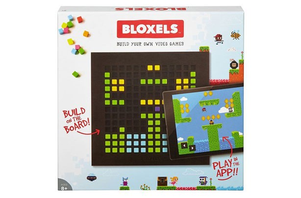 Top toys for Christmas 2017: Mattel Bloxels Game