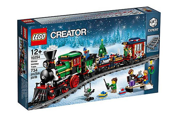 Top toys for Christmas 2017: Lego Winter Holiday Train