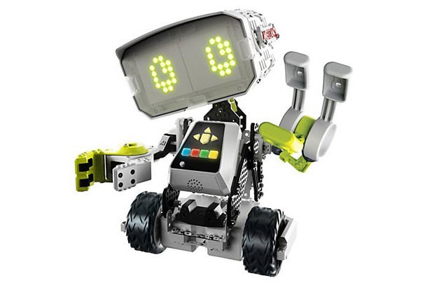 Top toys for Christmas 2017: Meccano Robot M.A.X