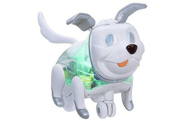 Top toys for Christmas 2017: FurReal Proto Max Interactive Pup