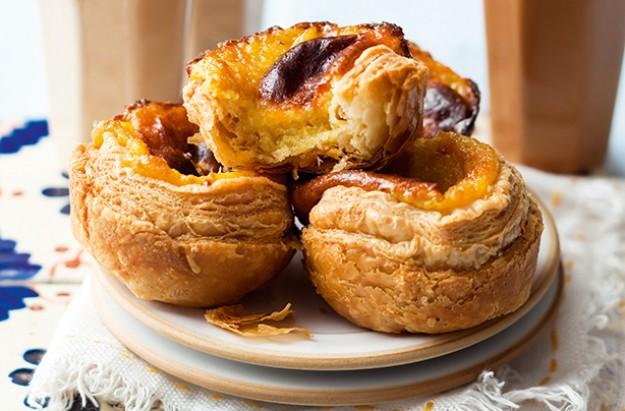 pastel de natas recipe