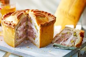 Hand raised pie recipe