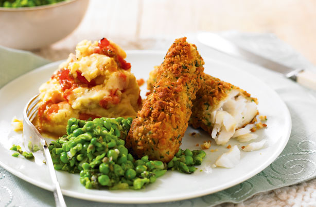 Homemade fish fingers recipe goodtoknow for Homemade fish food