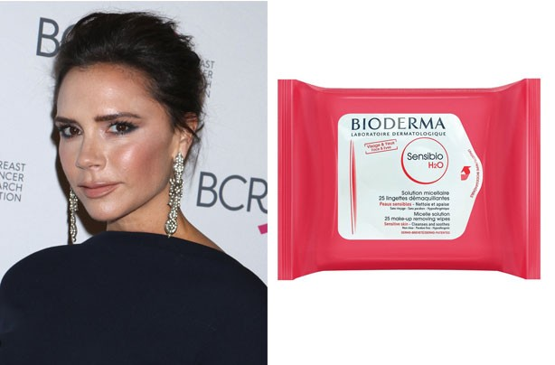 Victoria Beckham bargain £7 face wipes